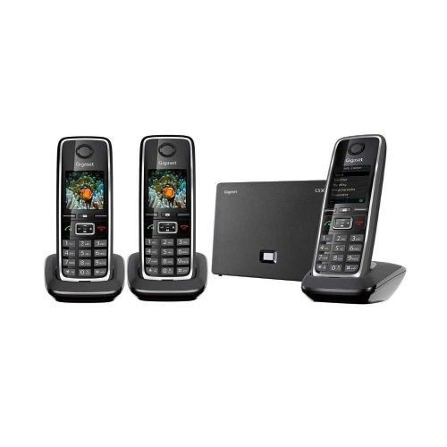 Gigaset C530IP Kablosuz IP Telefon – IP DECT