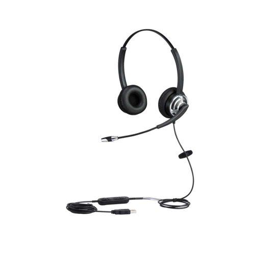 Çağrı Merkezi Kulaklık PK200DUO